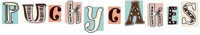 Puckycakes Logo